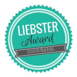 Image of Liebster Award logo.