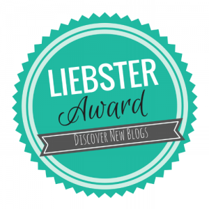 Image of Liebster Award logo.