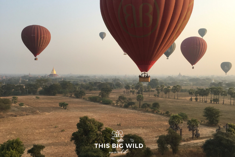 Enjoy all of these wonderfully unique things to do in Bagan Myanmar
