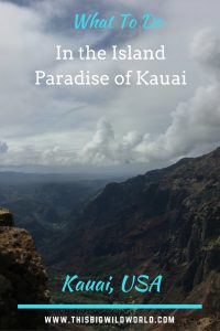 Visiting the Hawaiian Island of Kauai? Check out these things to do in Kauai, place to visit in Kauai, places to eat in Kauai, and more. #usa | #hawaii | #kauai | #travel