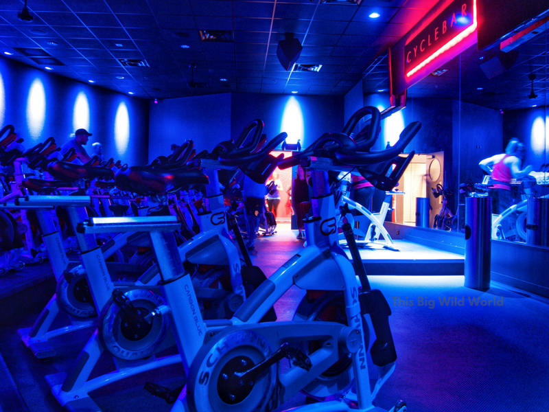 Add cycling to your workout to improve hiking fitness. Try CycleBar Uptown, one of the best gyms in Minneapolis.