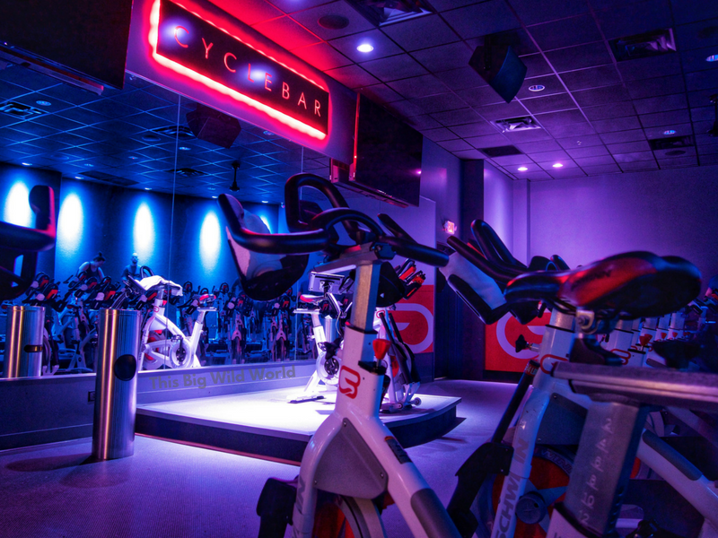 Cycling is great cross-training for any outdoor adventurer. Try CycleBar Uptown, one of the best gyms in Minneapolis.