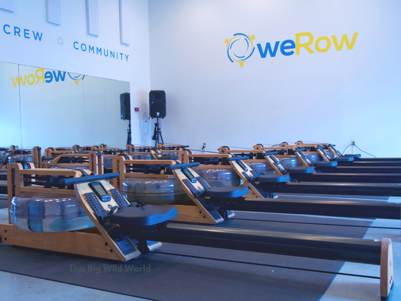 Add rowing to your workout to improve hiking fitness and cross-training for outdoor adventures. Try WeRow, one of the best gyms in Minneapolis!