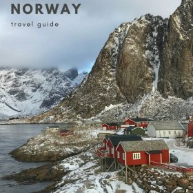 Explore the beauty of the Lofoten Islands in Norway. This essential travel guide includes how to get to the Lofoten Islands, where to stay in the Lofoten Islands, Lofoten Islands hiking, Lofoten Islands beaches, and more! Lofoten Islands winter | #norway