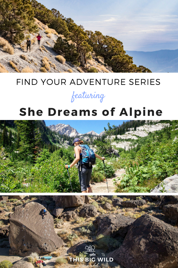 Adventure comes in all shapes and sizes. Find your adventure travel inspiration with She Dreams of Alpine. This monthly series brings you outdoor adventure stories, adventure travel tips, and adventure travel inspiration told by outdoor adventurers and travel bloggers. travel tips | outdoor adventure | adventure travel