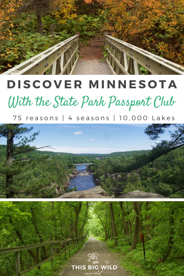 Is Minnesota the most under-rated state for outdoor adventurers? Fall in love with hiking in Minnesota and find endless trails with the Minnesota State Parks Passport!