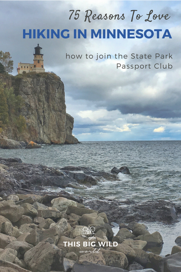 Step across the headwaters of the Mississippi River, see wild bison, and chase the Northern Lights all in Minnesota. Fall in love with hiking in Minnesota with the State Parks Passport Club.