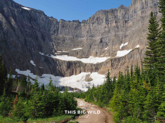 Is the Iceberg Lake Trail one of the best hikes in Glacier National Park?