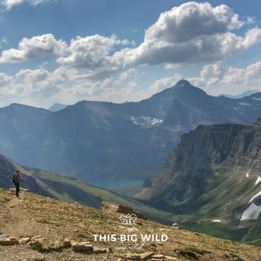Best Hikes in Glacier National Park: Siyeh Pass Trail