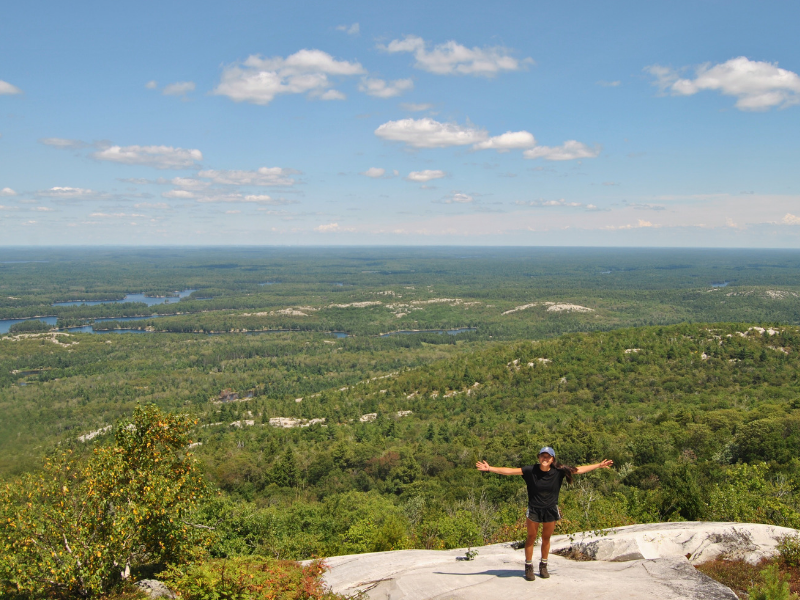 What a view from the top! Lauren shares her adventure inspiration in this month's Find Your Adventure series!