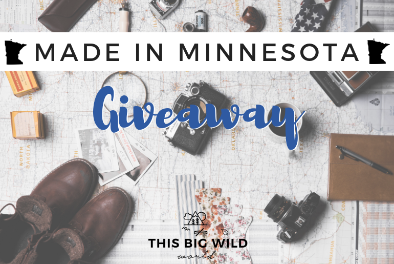 Enter to win the Made in Minnesota Giveaway!