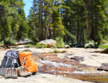 The not-so-essential hiking gear list for long distance hikes. Luxury items worth carrying!