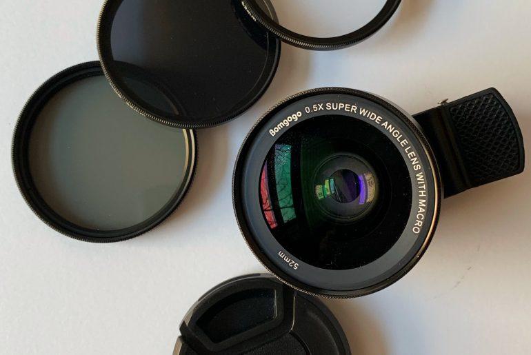 Bomgogo GoVision L5 Combo Smartphone Camera Lens Kit