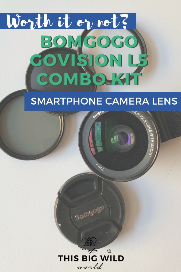 Is a Bomgogo smartphone camera lens worth it? How does it compare to a mirrorless camera? Here's my full review on the Bomgogo GoVision L5 Combo Kit! #cameragear #photographytips #smartphonephotography #bomgogo #iphonephotography #cameralens