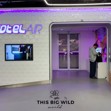 Yotel Amsterdam Airport: Where to Sleep On a Layover in Amsterdam
