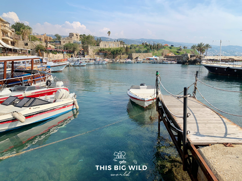 Byblos is one of the longest inhabited cities in the world, dating back to 5000BC.