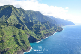 Kauai's Kalalau Trail is one of the most dangerous hikes in the US.