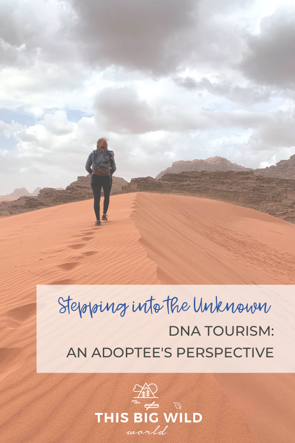 DNA tourism is an emerging form of travel, but for adoptees like myself it's complicated. Find out what DNA travel is, different forms of DNA travel, and why DNA travel is challenging for adoptees. #dnatesting #dnatravel #dnatourism ancestry.com | 23 and me | family tree DNA