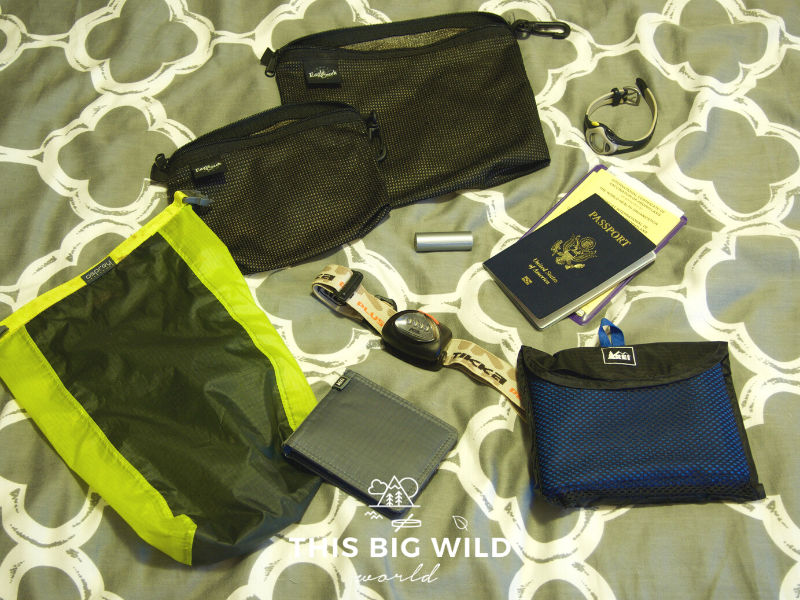 Other essential items for your Inca Trail Packing list include a small dry bag, headlamp, wallet, passport, zipper pouches, duct tape and more!