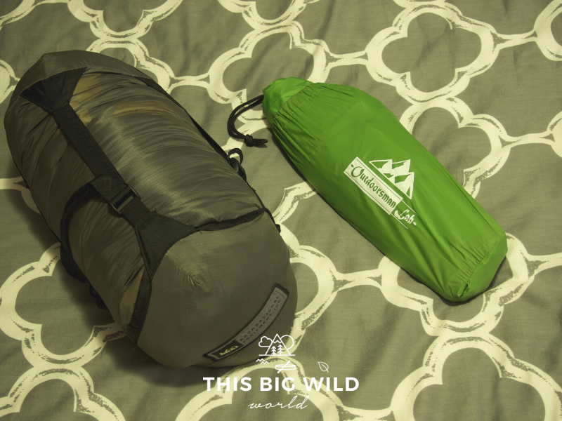 Be sure to include an REI Brand sleeping bag and Outdoorsman Lab ultralight inflatable sleeping pad on your Inca Trail packing list.